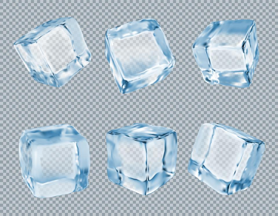 Could ice cubes be the solution to our house plant killing problem? (Getty)