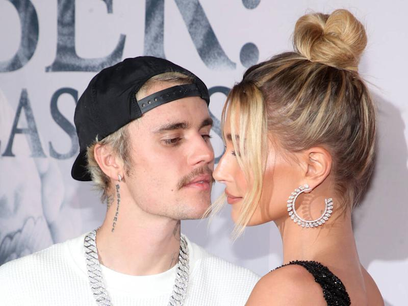 Justin Bieber hoping to grow moustache back 'eventually'