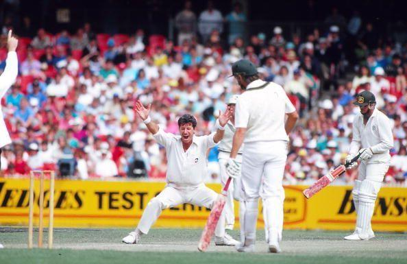 Richard Hadlee...