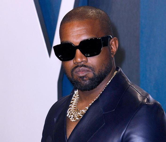 Kanye West (Rex Features)