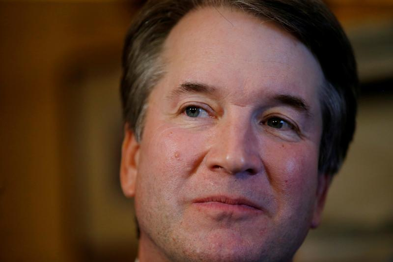 Supreme Court nominee Brett Kavanaugh wrote a dissent in a 2008 labor dispute that provides a window into how the judge thinks. (Leah Millis/Reuters)