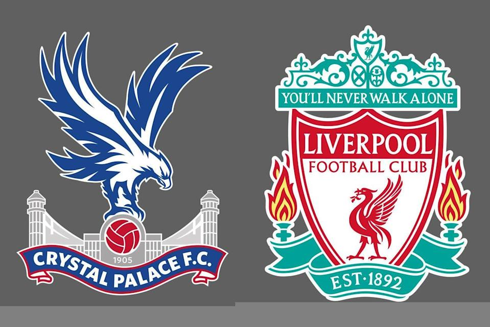 Crystal Palace-Liverpool