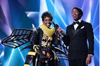 """<p>One may think it's too obvious to have an iconic singer join the ranks of <em>The Masked Singer,</em> but producers have urged fans not to write anyone off. Executive producer Izzie Pick Ibarra told <a href=""""https://www.eonline.com/news/1016590/the-masked-singer-reveals-intense-secret-keeping-measures-in-behind-the-scenes-video#photo-949399"""" rel=""""nofollow noopener"""" target=""""_blank"""" data-ylk=""""slk:E! News"""" class=""""link rapid-noclick-resp"""">E! News</a>, """"The way that they can perform in genres that are not theirs doesn't always make it so obvious.""""</p>"""