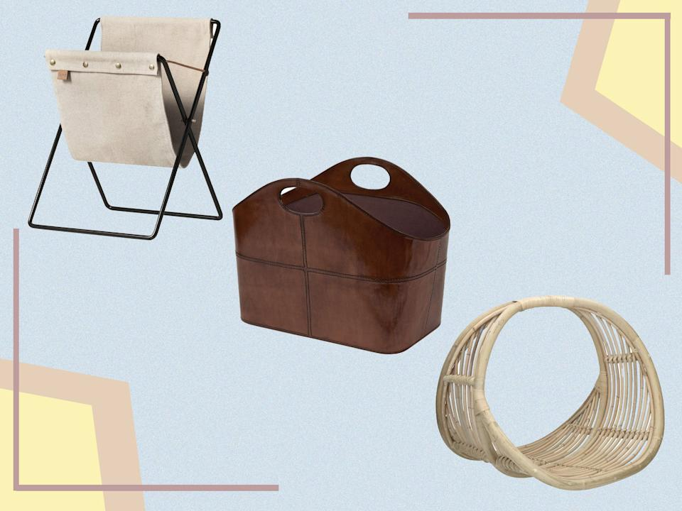 <p>Marie Kondo your space with one of these</p> (The Independent)