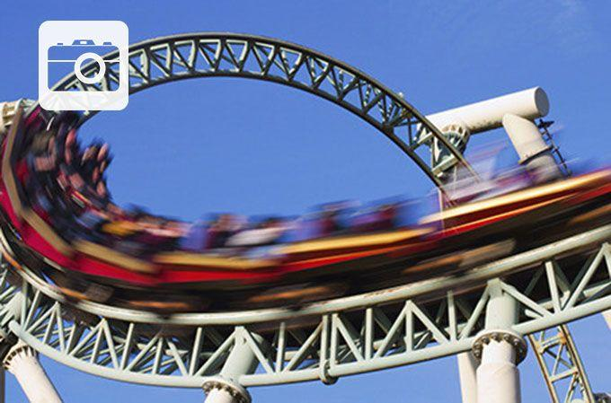 GALLERY: Extreme roller coaster rides for adrenalin junkies. Photo: Thinkstock