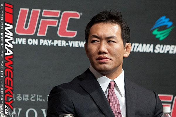 Following UFC Release, Yushin Okami Signs with World Series of Fighting