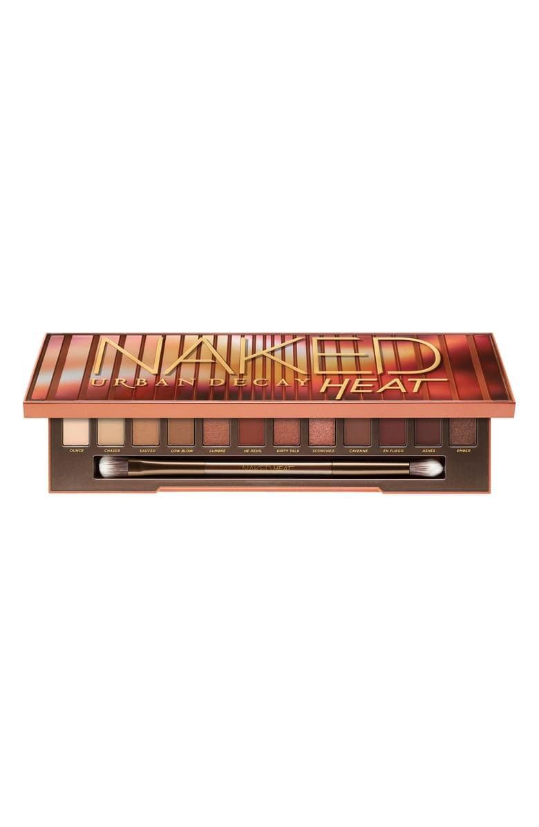 <p>Warm tones will never go out of style, and the <span>Urban Decay Naked Heat Eyeshadow Palette</span> ($54) will give you fire looks.</p>