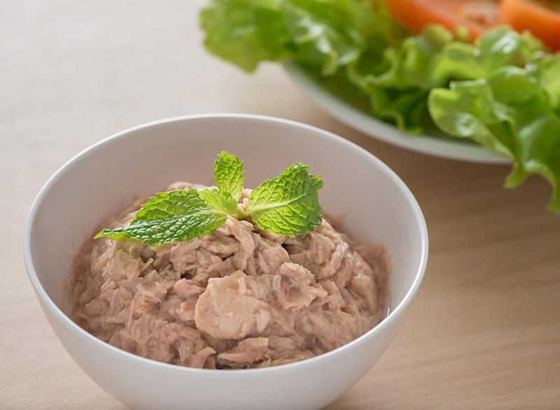 Fish ranked Light Canned Tuna in water