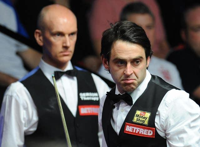 Snooker – Betfred.com World Snooker Championships – Day Three – The Crucible Theatre