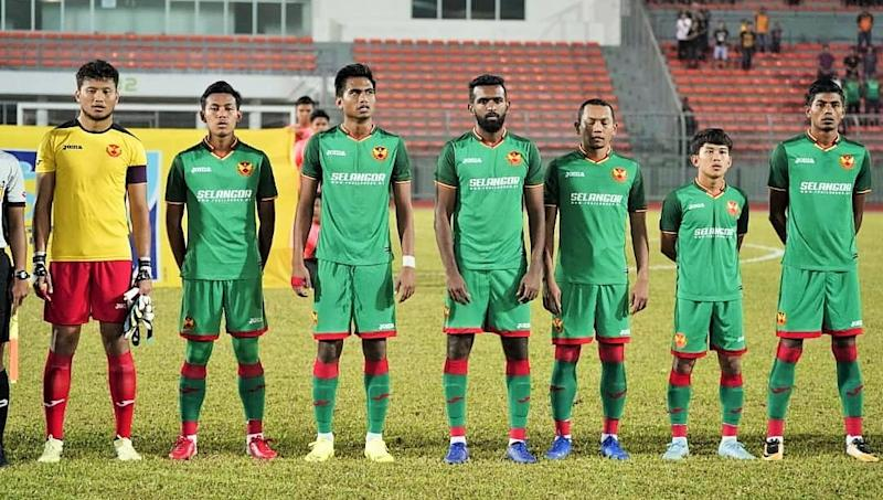 Selangor don't need external motivation when they play JDT, says Satiananthan