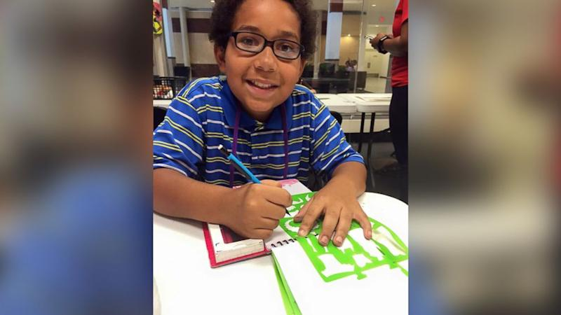 Arizona 10-Year-Old, Formerly Homeless, to Make Clothes for Kids Less Fortunate