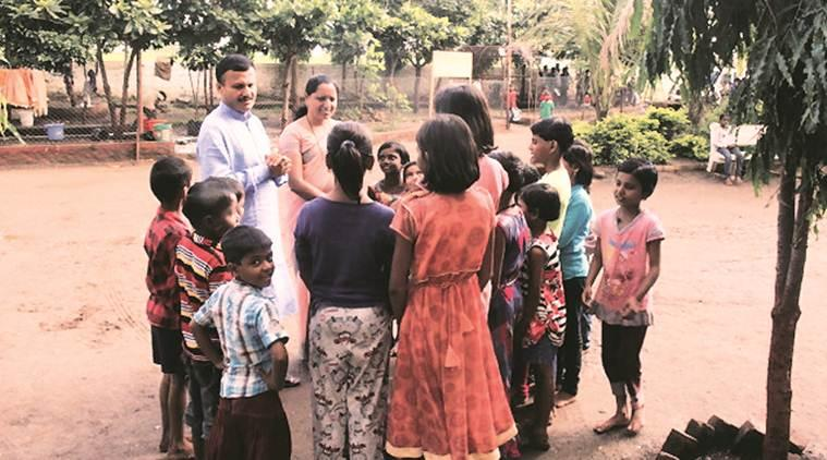 In arid Beed, an oasis of hope and support for children from distressed families
