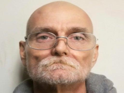 Johnny Dwight Whited in police custody ((Decatur Police Department via the Associated Press))