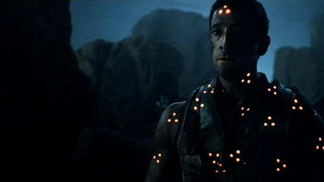 <p> <strong>What Was Cut:&#xA0;</strong>That awesome shot from the trailer in which dozens of Predator target triangles dot Adrien Brody&apos;s hero. </p> <p> When the film came out, there was only one target on him, which is surely tantamount to false advertising&#x2026; </p> <p> <strong>If It Had Stayed In:&#xA0;</strong>We might have got the epic battle that the trailer promised, instead of the comparative letdown we got instead. </p>