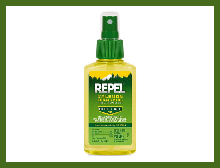 This Repel Plant-Based Lemon Eucalyptus Insect Repellent is on sale for $5. (Photo: Amazon)