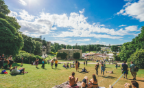 <p><b>Another festival set in the most glorious grounds, there's plenty to Instagram at Port Eliot – whether or not the weather plays ball. </b></p>