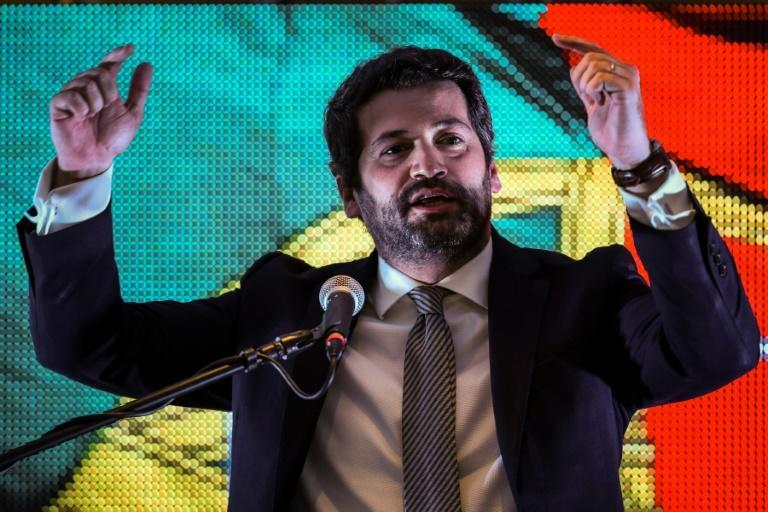 Ventura, a former football commentator, won a seat in parliament in 2019