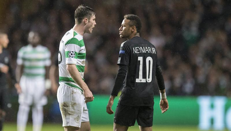 Neymar Criticised for Refusing Celtic Teenager Handshake But PSG Star Had His Reasons