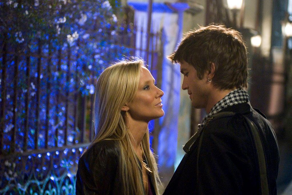 """<a href=""""http://movies.yahoo.com/movie/contributor/1800018958"""">Anne Heche</a> and <a href=""""http://movies.yahoo.com/movie/contributor/1800354733"""">Ashton Kutcher</a> in Anchor Bay Pictures' <a href=""""http://movies.yahoo.com/movie/1810078395/info"""">Spread</a> - 2009"""