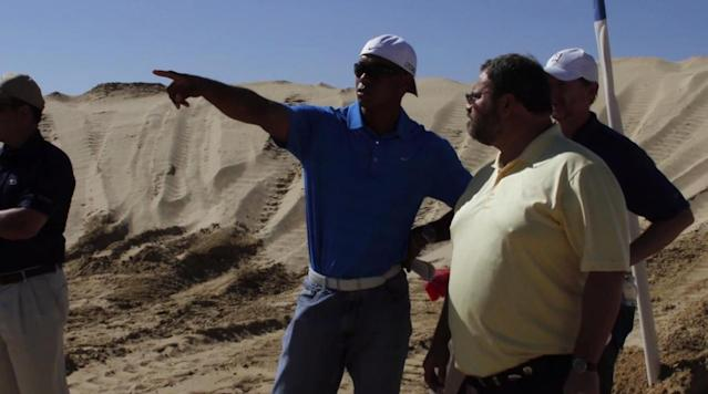 Tiger Woods announces first public course design