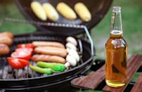 """<p>If you left the house for a cookout in the park, at the beach or by the local pool, having <a href=""""https://www.thedailymeal.com/healthy-eating/8-healthiest-beers-pack-your-tailgate-cooler-0?referrer=yahoo&category=beauty_food&include_utm=1&utm_medium=referral&utm_source=yahoo&utm_campaign=feed"""" rel=""""nofollow noopener"""" target=""""_blank"""" data-ylk=""""slk:beer"""" class=""""link rapid-noclick-resp"""">beer</a>, wine and soda in glass bottles can not only be hazardous for bare feet and pets, but it's also not allowed in some places. Make sure you know all the rules and regulations of where you are going and keep your drinks canned or in plastic cups.</p>"""