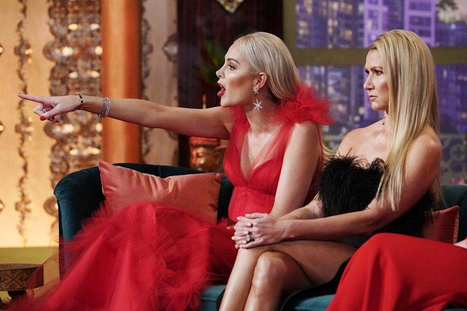 """<p>One way to ensure you'll be asked back? Instigate drama. """"If somebody just doesn't deliver, they just begin naturally to fade because the edit bay, honestly, is a meritocracy,"""" producer Sean Dash told <a href=""""https://www.businessinsider.com/reality-show-secrets-2016-4"""" rel=""""nofollow noopener"""" target=""""_blank"""" data-ylk=""""slk:Business Insider"""" class=""""link rapid-noclick-resp""""><em>Business Insider</em></a>. """"The best characters win out and the best stories win out. People who don't deliver just end up on the cutting-room floor.""""</p>"""