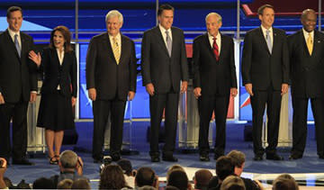 (Photo of candidates: Jim Cole/AP)