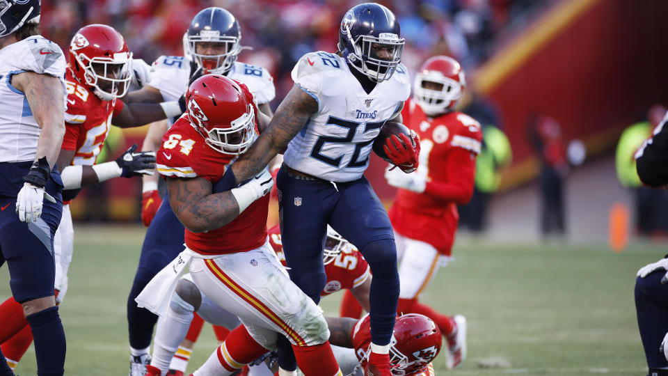 Is Derrick Henry ready for an encore performance in 2020? (Joe Robbins/Getty Images)