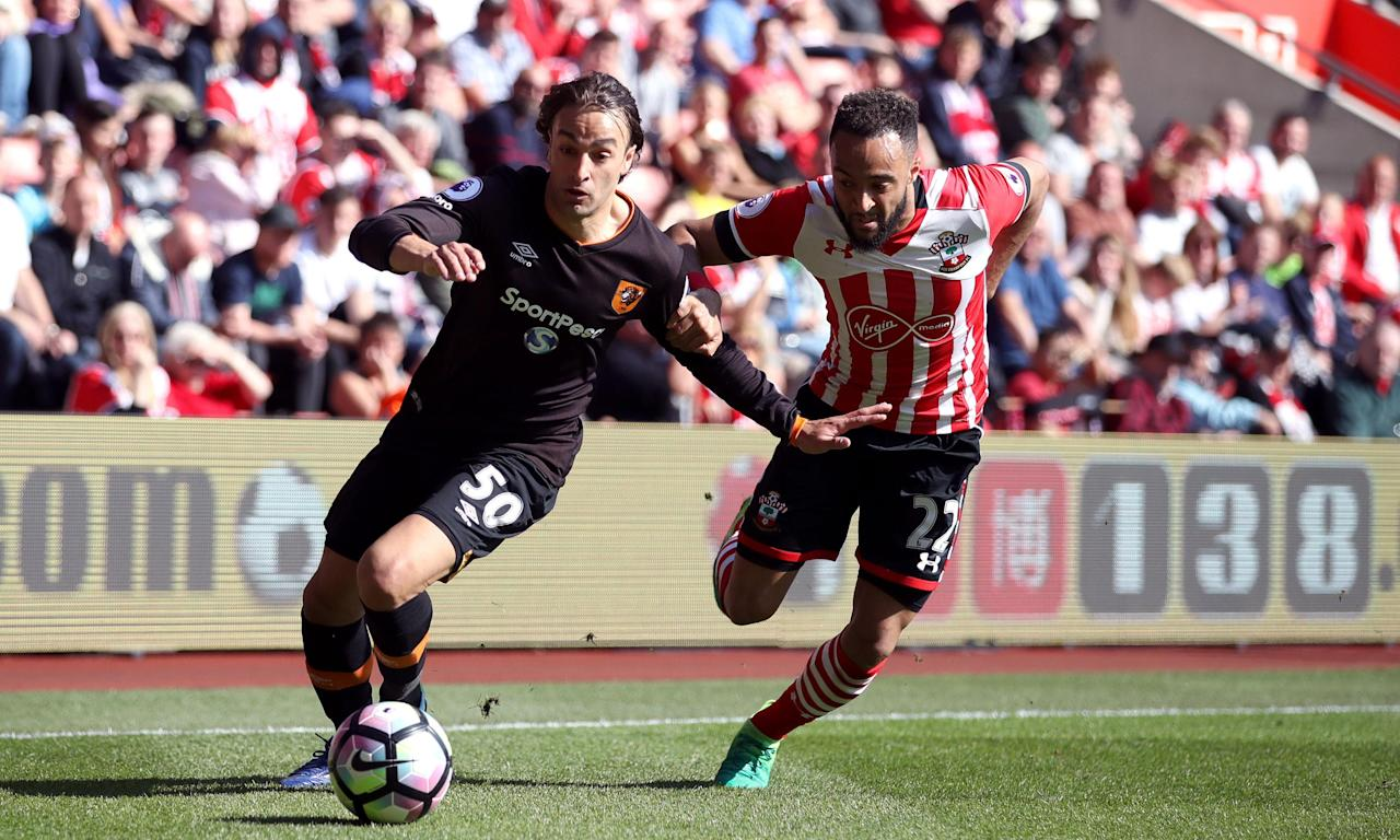 Eldin Jakupovic's late penalty save earns Hull City vital point at Southampton