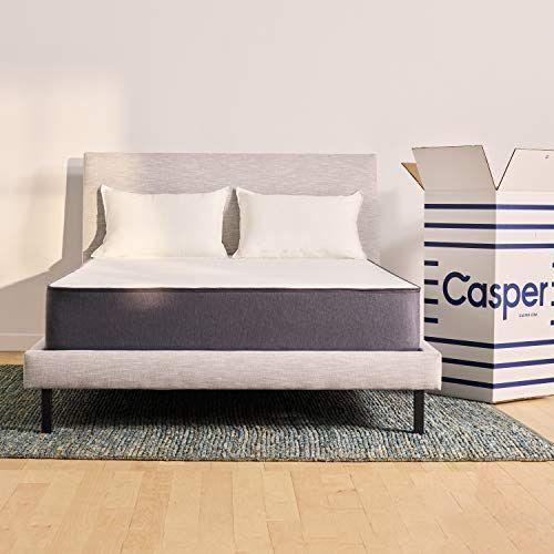 """<p><strong>Casper Sleep</strong></p><p><strong>$986.00</strong></p><p><a href=""""https://go.redirectingat.com?id=74968X1596630&url=https%3A%2F%2Fcasper.com%2Fmattresses%2Fcasper-original%2F&sref=https%3A%2F%2Fwww.goodhousekeeping.com%2Fhome-products%2Fg4138%2Fbest-mattress-in-a-box%2F"""" rel=""""nofollow noopener"""" target=""""_blank"""" data-ylk=""""slk:Shop Now"""" class=""""link rapid-noclick-resp"""">Shop Now</a></p><p>The name Casper is synonymous with """"mattress-in-a-box"""" and it's the most frequently purchased online brand by our panel, helping it to earn the top spot on our list. The majority of our reviewers love this all-foam bed, especially the <strong>price, ease of buying, firm support, and overall comfort</strong>. Some mentioned it feels a little warm and few didn't find it to be comfortable, but the brand lets you return it within 100 nights if it's not a good fit. </p><p>If you want to save money, the <a href=""""https://www.amazon.com/Casper-Sleep-Essential-Memory-Mattress/dp/B07G9FNW5W?tag=syn-yahoo-20&ascsubtag=%5Bartid%7C10055.g.4138%5Bsrc%7Cyahoo-us"""" rel=""""nofollow noopener"""" target=""""_blank"""" data-ylk=""""slk:Essential Mattress"""" class=""""link rapid-noclick-resp"""">Essential Mattress</a> has less layers and is $600 for a queen. On the flip side, the <a href=""""https://go.redirectingat.com?id=74968X1596630&url=https%3A%2F%2Fcasper.com%2Fmattresses%2Fcasper-wave%2F&sref=https%3A%2F%2Fwww.goodhousekeeping.com%2Fhome-products%2Fg4138%2Fbest-mattress-in-a-box%2F"""" rel=""""nofollow noopener"""" target=""""_blank"""" data-ylk=""""slk:Wave Mattress"""" class=""""link rapid-noclick-resp"""">Wave Mattress</a> is a pricier $2,250 for a queen, but is ergonomically designed so you get more pressure relief in areas like your hips and shoulders.</p><p><strong>Trial period:</strong> 100 nights</p><p><strong>RELATED</strong>: <a href=""""https://www.goodhousekeeping.com/home-products/g29892090/best-mattresses/"""" rel=""""nofollow noopener"""" target=""""_blank"""" data-ylk=""""slk:The Best Mattress Brands to Buy in 2020"""" class=""""link rapid-noclick-re"""