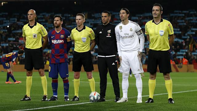 Barcelona's trip to face Real Madrid in March could be key to deciding the LaLiga title race, and it will kick off at 21:00 local time.