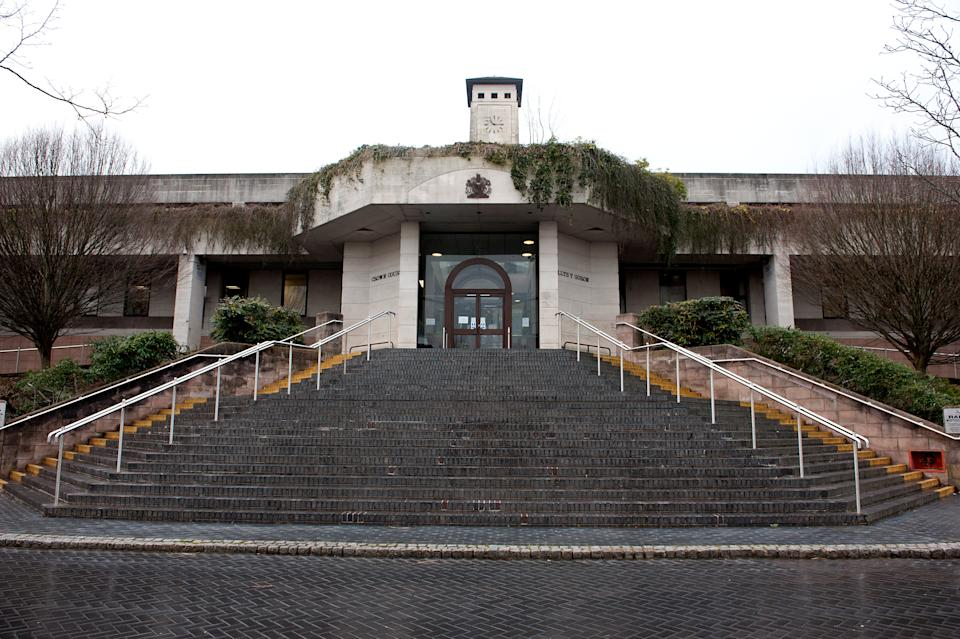 A general view of Newport Crown Court