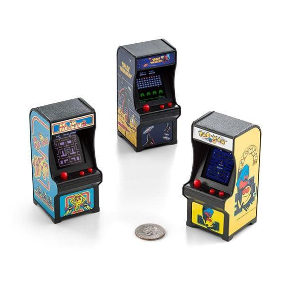 <p>These <span>Tiny Arcade Games</span> ($12) are perfect for any nostalgic gamer.</p>