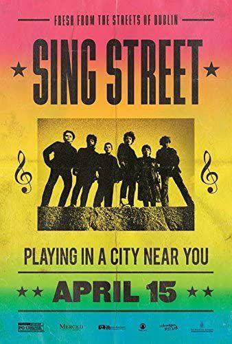 """<p>Adapting songs by The Cure, Hall & Oates and Duran Duran would give any musical a bit of a leg up, but <em>Sing Street's </em>original songs charm and its small-scale story of Irish adolescence ultimately tugs on the heartstrings. Set in 1985, the movie tells the story of middle school misfits who form a rock band, mostly covering classics of the era, but also performing a few spirited originals. <a href=""""https://www.youtube.com/watch?v=fuWTcmjnEGY"""" rel=""""nofollow noopener"""" target=""""_blank"""" data-ylk=""""slk:&quot;Drive It Like You Stole It&quot;"""" class=""""link rapid-noclick-resp"""">""""Drive It Like You Stole It""""</a> is pure synth rock schmaltz, while <a href=""""https://www.youtube.com/watch?v=MlTsYqUKWoY"""" rel=""""nofollow noopener"""" target=""""_blank"""" data-ylk=""""slk:&quot;Up&quot;"""" class=""""link rapid-noclick-resp"""">""""Up""""</a> is power pop at its most earnest.</p><p><a class=""""link rapid-noclick-resp"""" href=""""https://www.amazon.com/Sing-Street-Lucy-Boynton/dp/B01IJD75T8?tag=syn-yahoo-20&ascsubtag=%5Bartid%7C10072.g.27734413%5Bsrc%7Cyahoo-us"""" rel=""""nofollow noopener"""" target=""""_blank"""" data-ylk=""""slk:WATCH NOW"""">WATCH NOW</a></p>"""