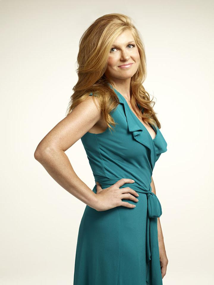 "Connie Britton (""Friday Night Lights"") is nominated for Outstanding Lead Actress in a Drama Series."