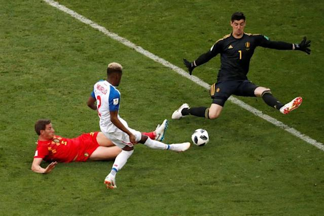 Belgium vs Panama LIVE, World Cup 2018 latest score: Goal updates and action - Dries Mertens volley and Romelu Lukaku brace make it 3-0 after Kevin De Bruyne pass