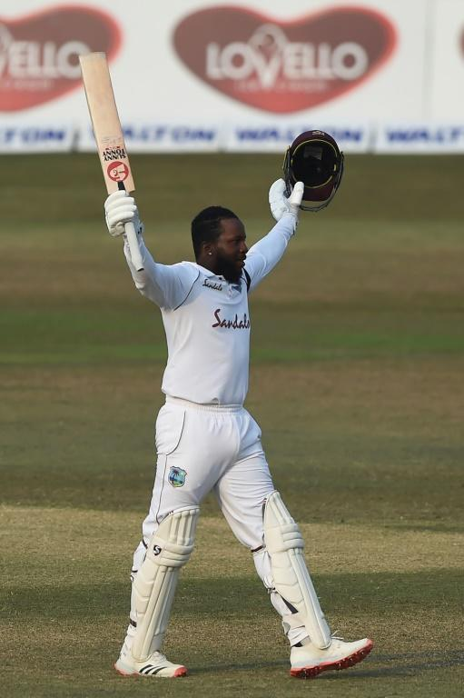 A debut to remember for West Indies' Kyle Mayers