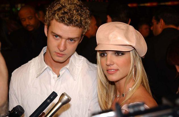 Justin Timberlake and Britney Spears dated in the late 90s and early 00s (Photo: Jeff Kravitz via Getty Images)