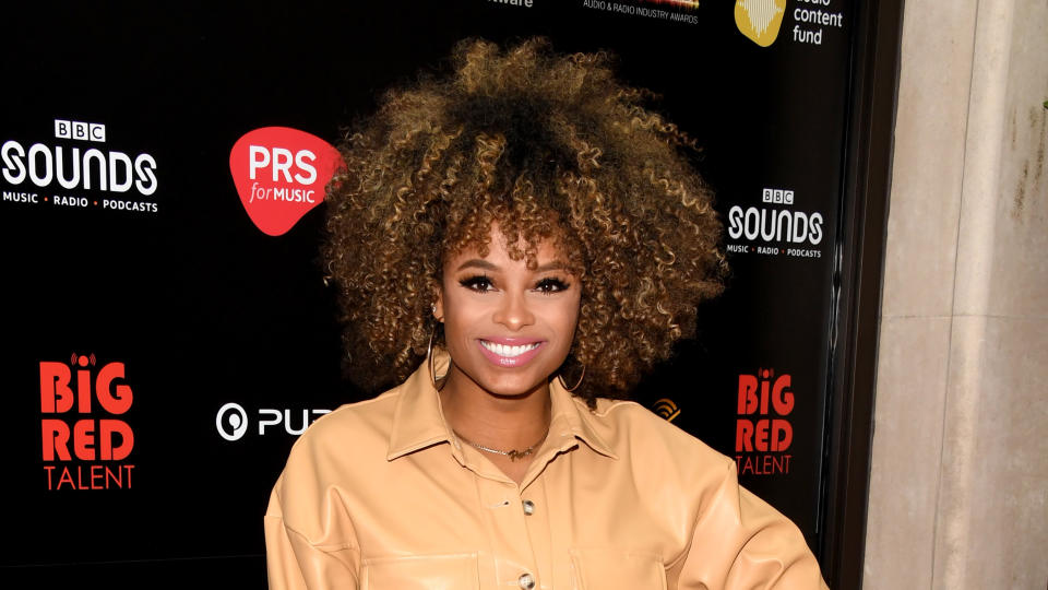 Fleur East was dropped by Simon Cowell's record label less than three years after her 'X Factor' success. (Stuart C. Wilson/Getty Images)