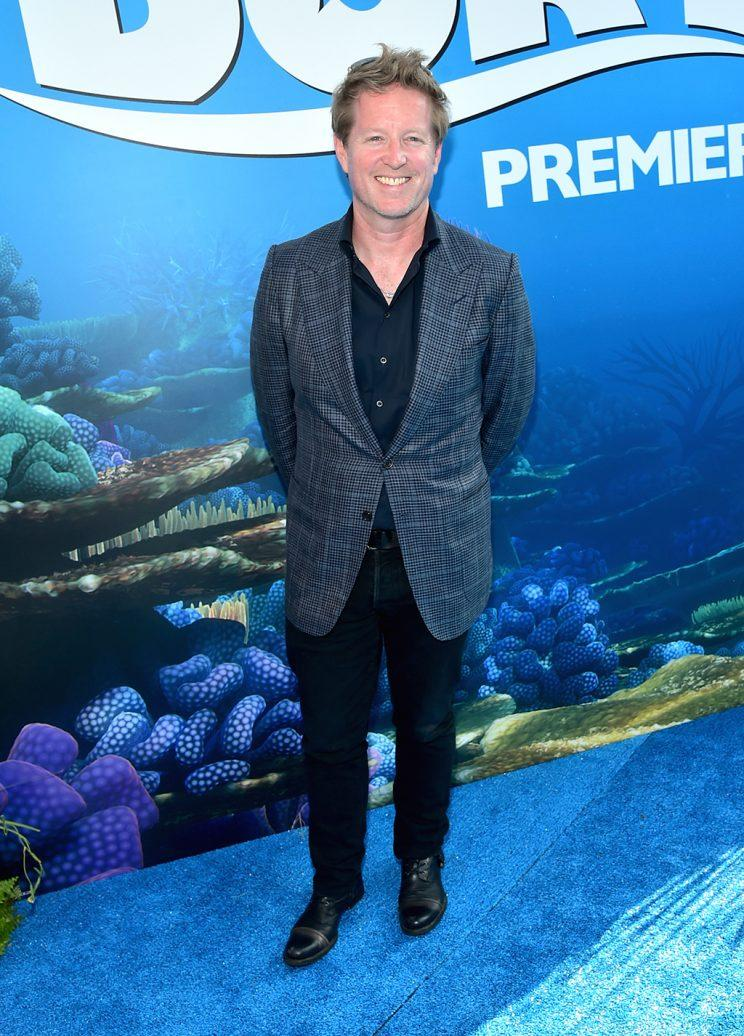 Andrew Stanton at the premiere on June 8 (Photo: Alberto E. Rodriguez/Getty Images)
