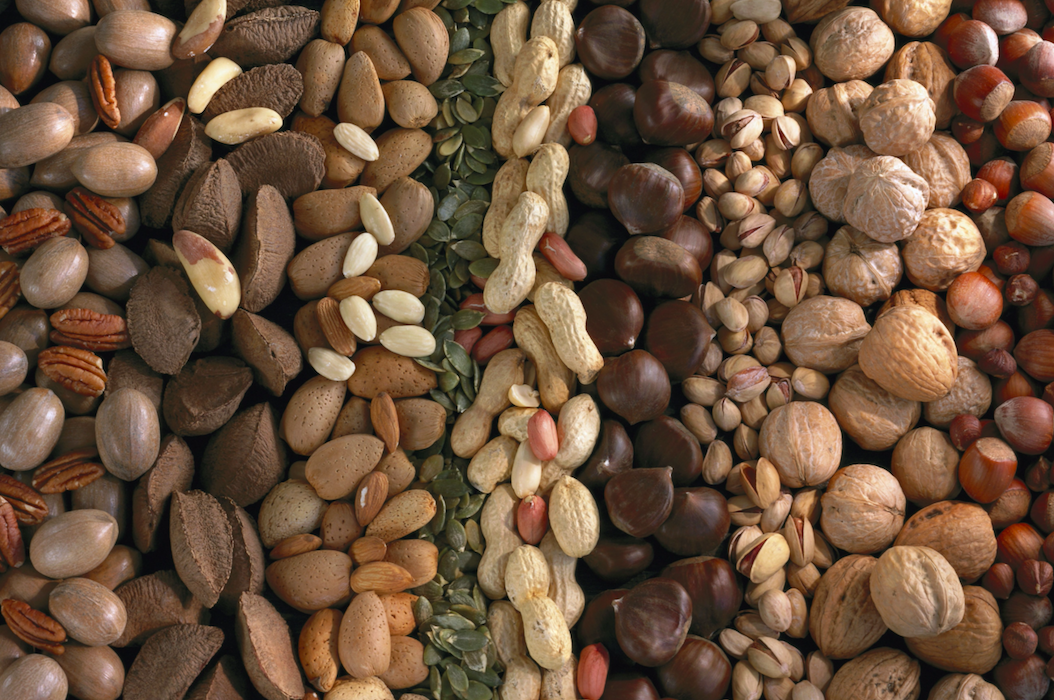 <p>We should be eating an optimal of five 28g servings of nuts and seeds per week.<br /> (Picture: Rex) </p>