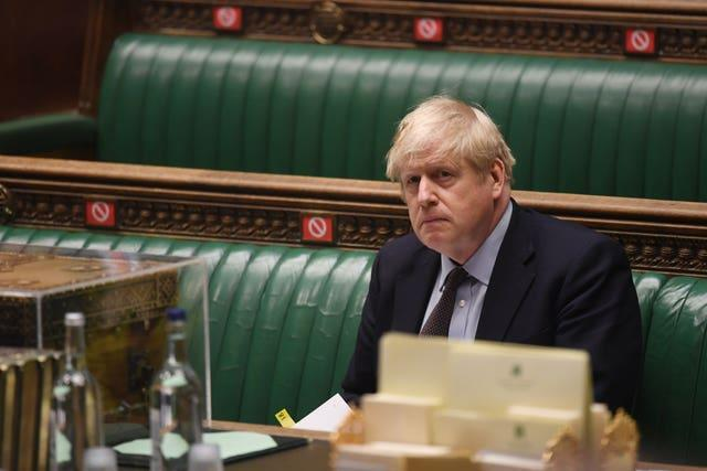 The Prime Minister was criticised as 'unfit' for the job by his former aide Dominic Cummings