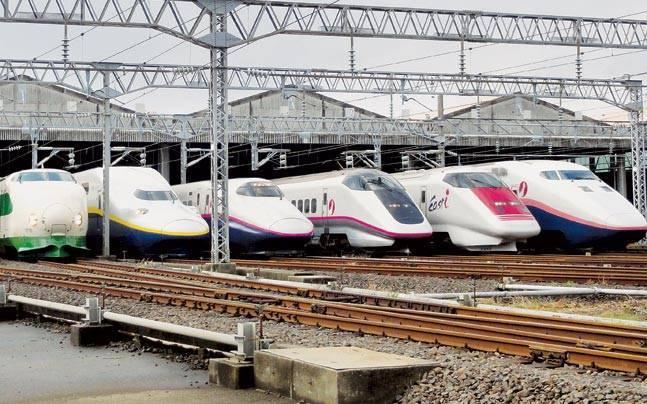 The Maharashtra government has offered land in Dharavi and not in  Bandra-Kurla Complex or BKC (as asked by the Centre) for the 508-km-long  Mumbai-Ahmedabad bullet train project.