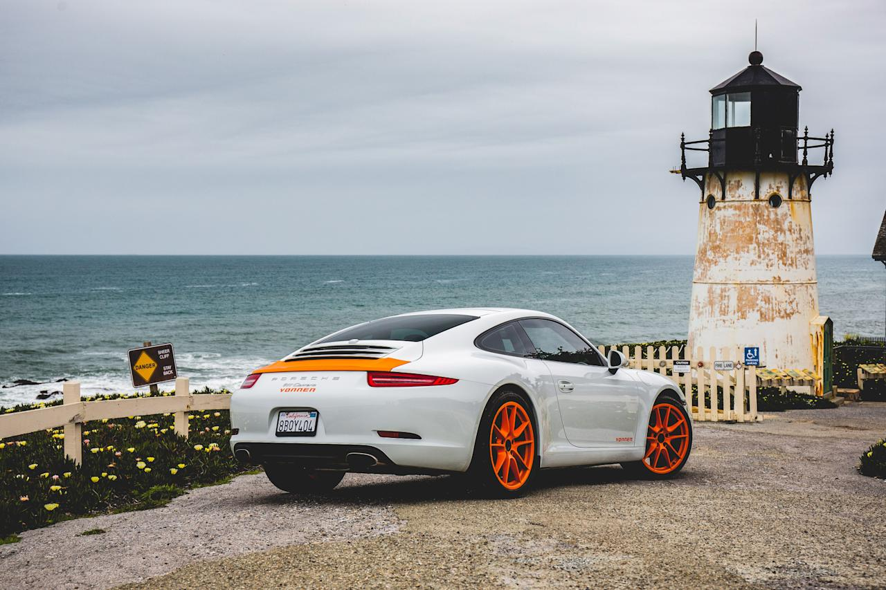 """<p>With the knowledge that Porsche has baked a hybrid variant into the product plan of <a href=""""https://www.caranddriver.com/porsche/911"""" target=""""_blank"""">the latest 992-generation Porsche 911</a>, the electrical whine and additional forward thrust produced by this modified 991-era 911 Carrera provides a tantalizing glimpse into the future.</p>"""