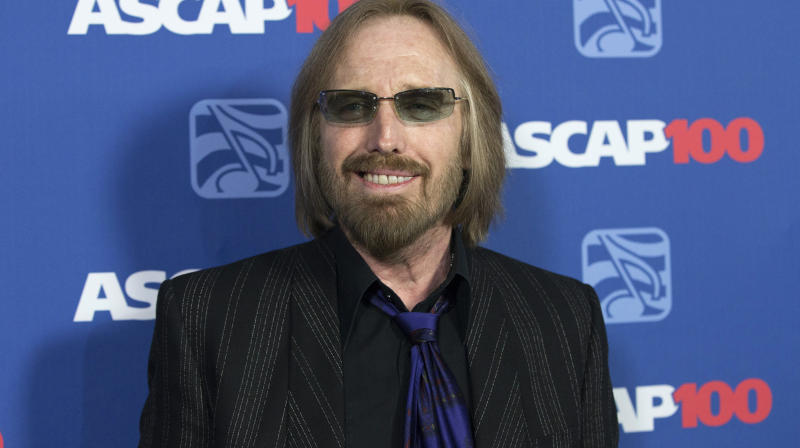 Tom Petty Died Of Accidental Drug Overdose, Family Reveals