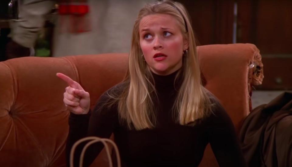 Reese Witherspoon on Friends