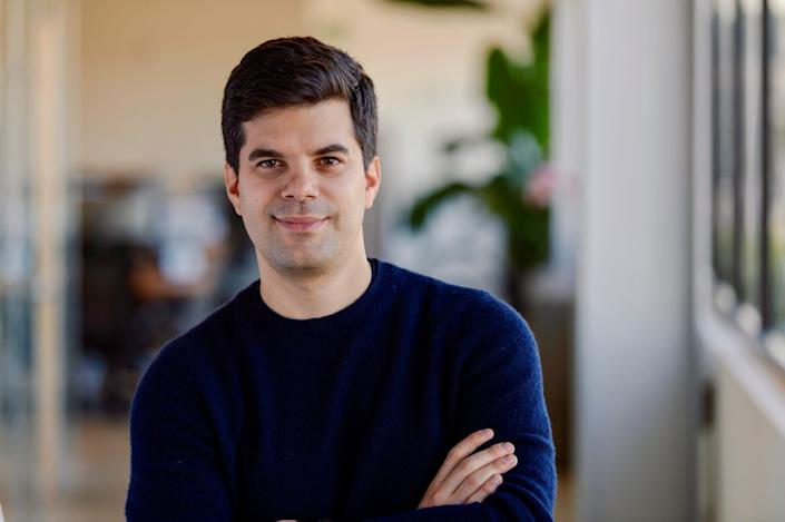 Yinon Ravid, the chief executive and cofounder of Albert.