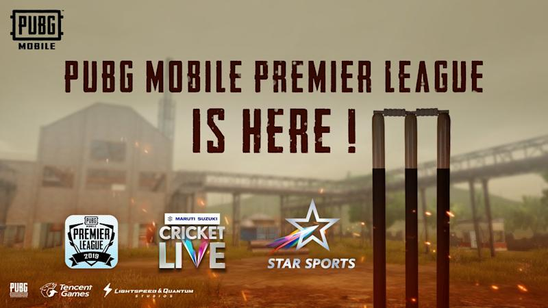 PUBG Mobile Premier League: Get a chance to play PUBG with your favourite cricketers live