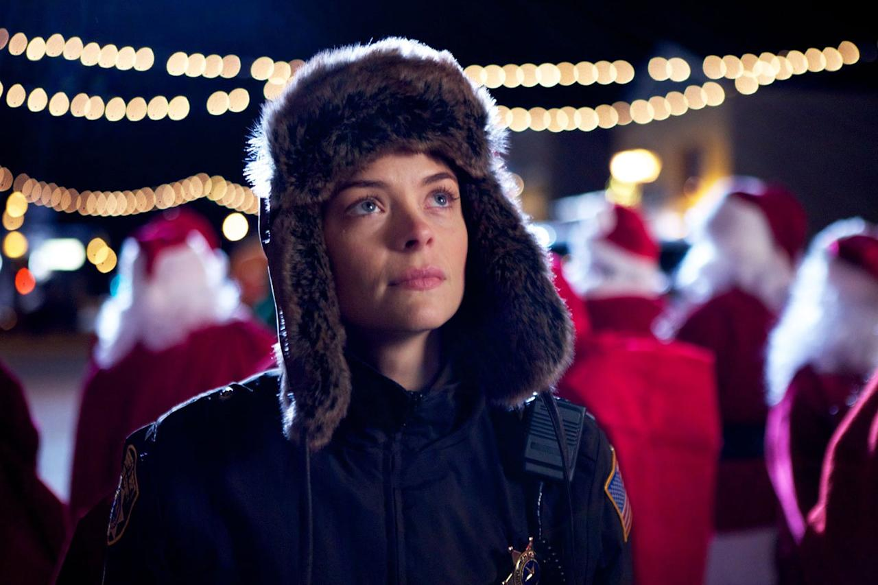 <p>How did you miss this 2012 gem featuring Jaime King, Malcolm McDowell, and Donal Logue? A murderous Santa is on the loose, but since it's Christmas Eve, tons of Santas are roaming the streets! Who's the real killer? You better hope they find out before more bodies drop.</p>