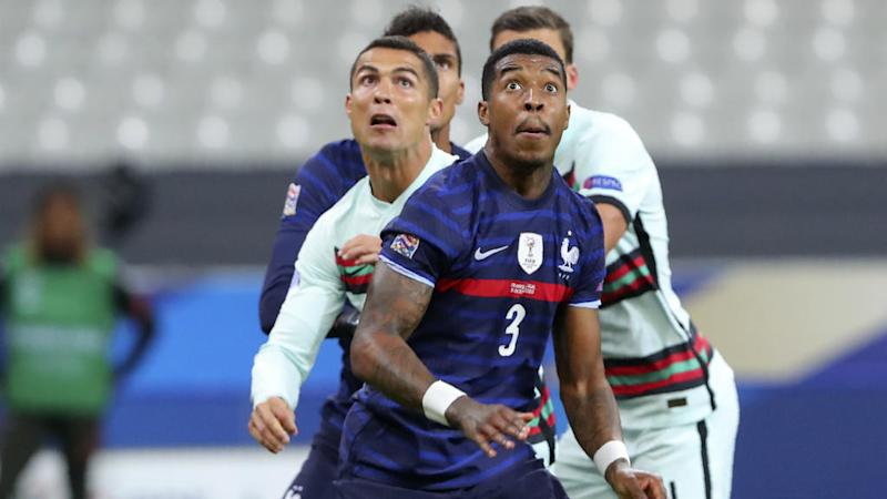 France and Portugal play to scoreless draw in UEFA Nations League football